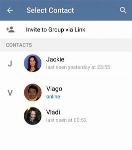 Migrating Existing Group Chats to Telegram