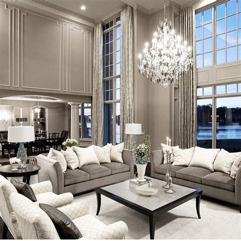 1000 ideas about luxury living rooms on silver room living room designs and grey