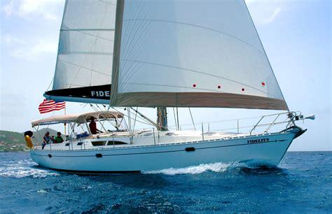 Yacht Under 100k by Fidelity Luxury Sailing Monohull Charter Yacht