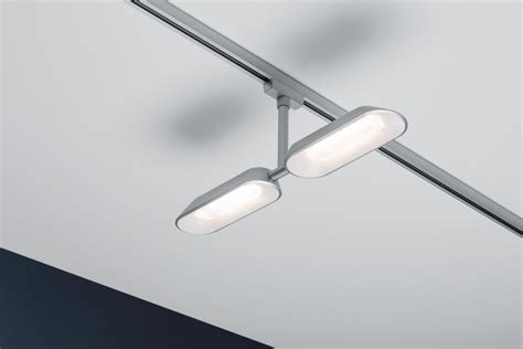 eclairage tableau eclairage sur rail plafond halog 232 ne