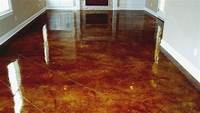 how to stain concrete floors DIY guide to installing Stained Concrete Floors