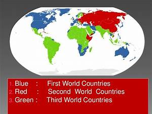 pakistan and third world
