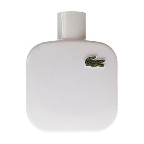 lacoste eau de lacoste l 12 12 blanc eau de toilette spray 100ml feelunique