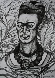 Frida Kahlo Kunstwerk : frida kahlo the opened flesh von cindymillet at k nstler kunst und kunstwerke ~ Markanthonyermac.com Haus und Dekorationen