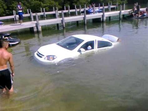 Boat Launch Gone Bad by Jet Ski R Gone Bad Car Sunk Youtube