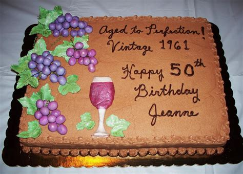 you to see 50th birthday cake by c mac