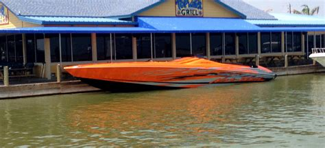 Ski Boat Paint Jobs by Custom Paint And Design Boat Customs