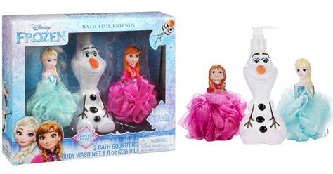 Frozen Bathroom Set At Walmart by Walmart Character Bath Sets Only 2 96 Regularly