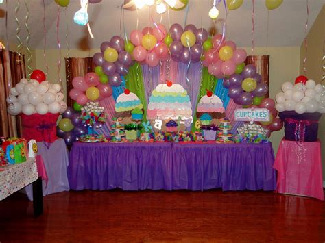 Party Decoration Ideas With Balloons  Interior Decorating