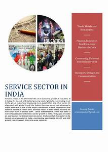 Service Sector in India