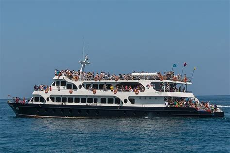 Angel Boat Cruises by Volles Boot Picture Of Sea Angel Cruise Phuket Phuket