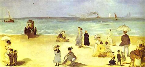 at boulogne sur mer manet edward painting painters
