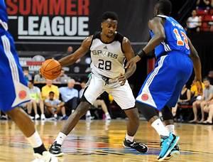 San Antonio Spurs: 2017 Summer League Roster Revealed