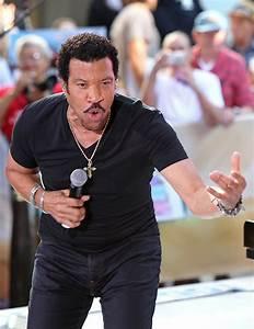 Lionel Richie Dances on the 'Today' Show - Zimbio