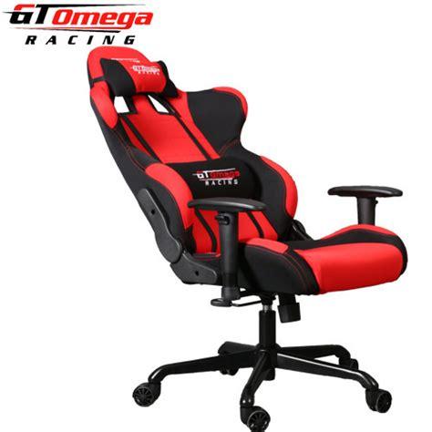 gt omega une chaise quot course quot de bureau the racing line