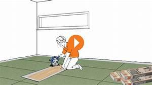 Laminat Verlegen Lichteinfall : laminat verlegen erkl rvideo obi ~ Markanthonyermac.com Haus und Dekorationen