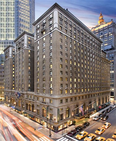 book the roosevelt hotel new york city in new york hotels