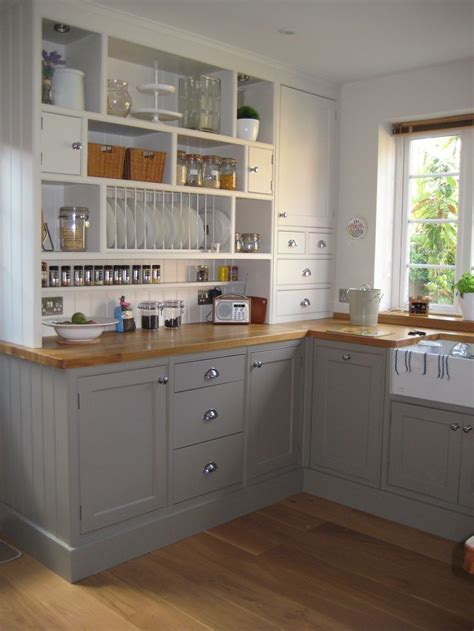 farrow and charleston gray furniture colours stones open shelving and charms