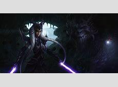 Ahsoka Tano, Star Wars, Jedi, Artwork Wallpapers HD