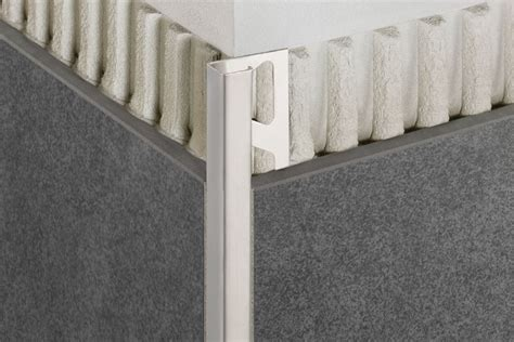 schluter 174 quadec edging outside wall corners for walls profiles schluter