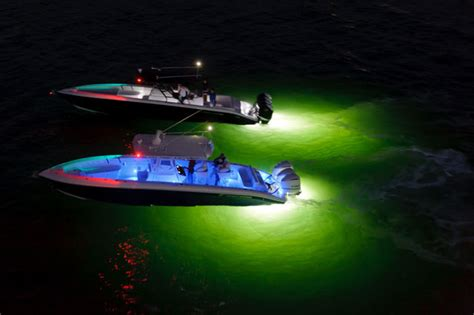 Led Boat Night Lights by Using Led Lighting On Your Boat Boats
