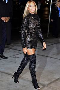 'Formation': Beyonce's Shoe Style Evolution – Footwear News