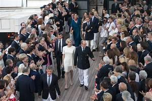 Inauguration of the new Yacht Club Monaco - Images by ...