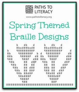 UEB (Unified English Braille) charts are available for ...