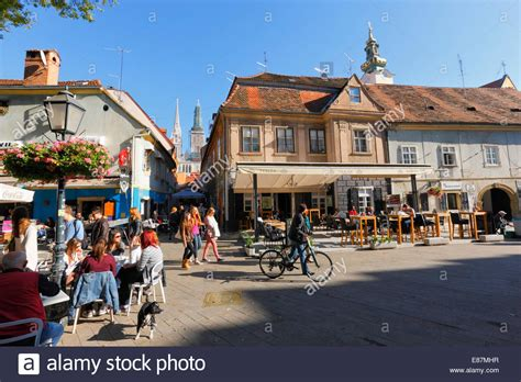 Zagreb Cafe Bars In Tkalciceva Street Stock Photo, Royalty The Coffee House H?ng L?c Plants For Sale Los Angeles Trung H�a Of Surat Wikipedia Xm Recently Played Growing In New Zealand Canford Heath Qu?n 1