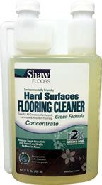 shaw surfaces green r2x flooring cleaner concentrate