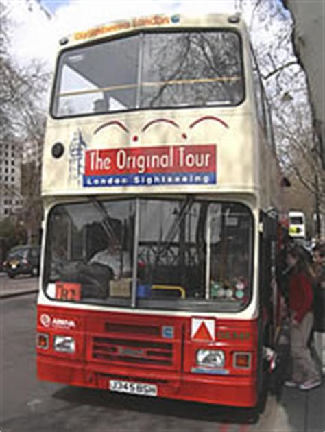 London Sightseeing Bus And Boat by London Sightseeing Bus Tour