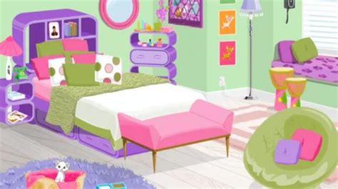 Bedrooms Decoration Games