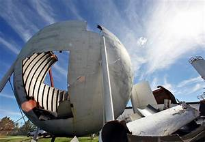 NASA Langley dismantles wind tunnel, part of Columbia ...