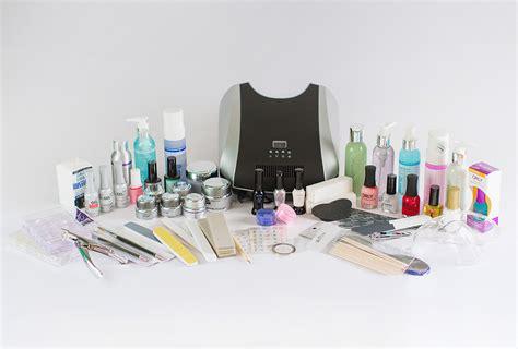 Professional Gel And Acrylic Nail Kit
