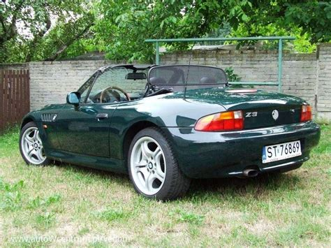Bmw Z3 (1995-2002) • Autocentrum.pl