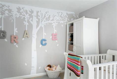 stickers chambre b 233 b 233 fille pour une d 233 co murale originale