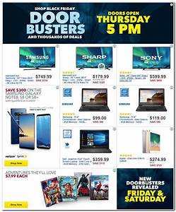 Best Buy Black Friday 2017 ad: iPhone 8, Galaxy Note 8 ...