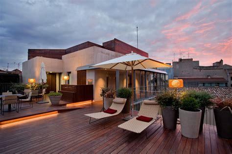 Roof Top Terrace : Top Roof Terraces In Barcelona-barcelona Navigator