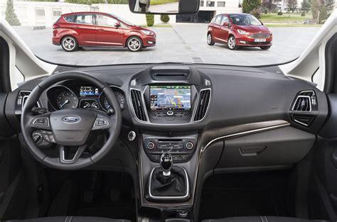 nouveaux ford c max grand c max restyl 233 s les nouveaut 233 s