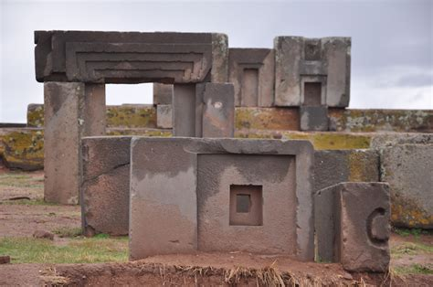 The Mysterious Features Of Puma Punku