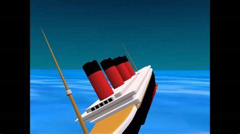 16 rms lusitania sinking animation rms titanic