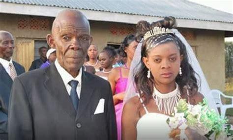 Mariage Forcé  Somalie Une Fille De 17 Ans épouse Un