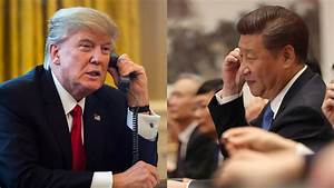 Xi Jinping in phone call to Trump: calm down on North ...
