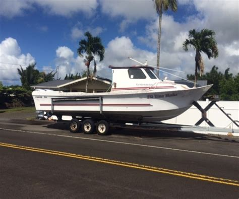 Boats Net Force 2014 force marine force 32 fishing boat for sale in hilo hi