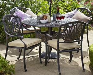 Gartenmöbel Aus Italien : hartman gartenm bel set 9 teilig amalfi bronze alugu art jardin ~ Markanthonyermac.com Haus und Dekorationen