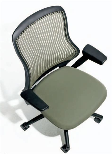 Knoll Regeneration Chair Manual by Knoll Regeneration Ergonomic Chair Review