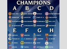 Calendario Champions League 20132014 Liga Española 2018
