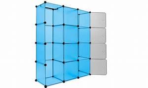 Cd Boxen Kunststoff : kunststoffsteckregal aus 12 boxen groupon goods ~ Markanthonyermac.com Haus und Dekorationen