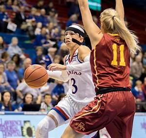 KU women's basketball vs. Iowa State | KUsports.com