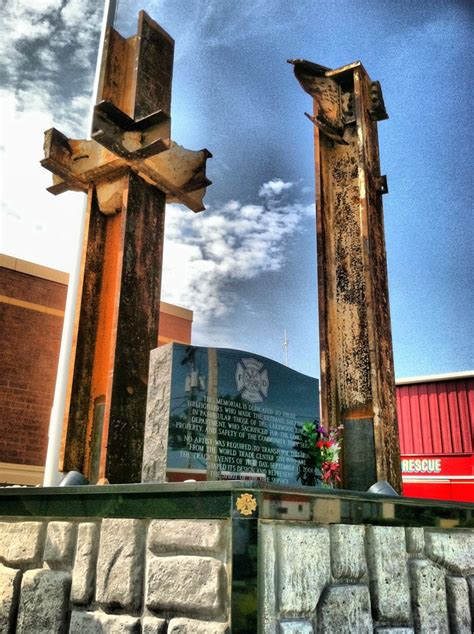the lakewood fallen firefighter memorial went up in 2011